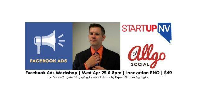 Facebook Ads Manager Workshop