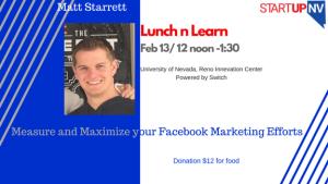 Matt Starrett of TruVM on Measuring and Maximizing your Facebook Marketing Efforts