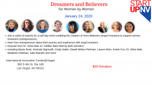 Dreamers and Believers